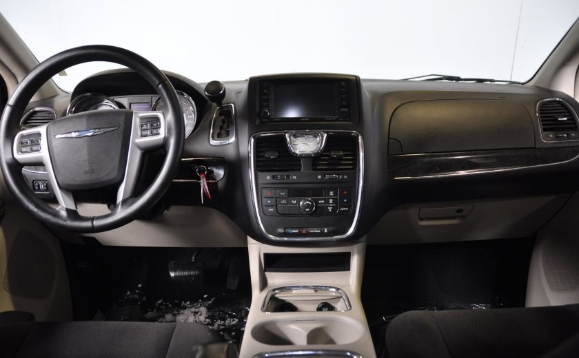 2014 Chrysler Town And Country Touring A/C STOW & GO #11