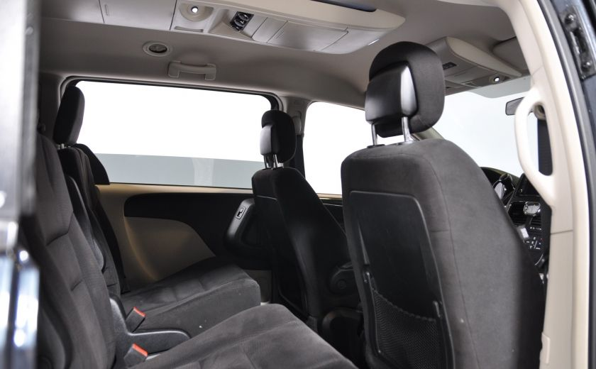 2014 Chrysler Town And Country Touring A/C STOW & GO #28