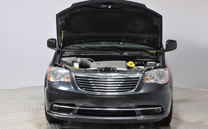 2014 Chrysler Town And Country Touring A/C STOW & GO #34