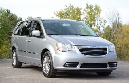 2014 Chrysler Town And Country TOURING A/C CAM CRUISE BLUETOOTH in Québec