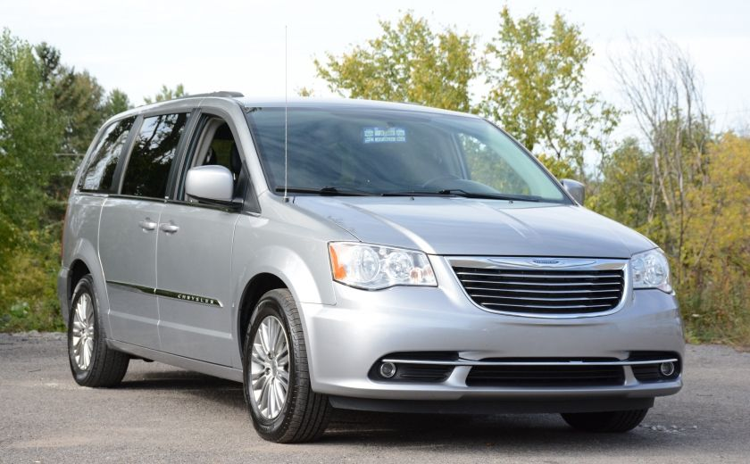 2014 Chrysler Town And Country TOURING A/C CAM CRUISE BLUETOOTH #0