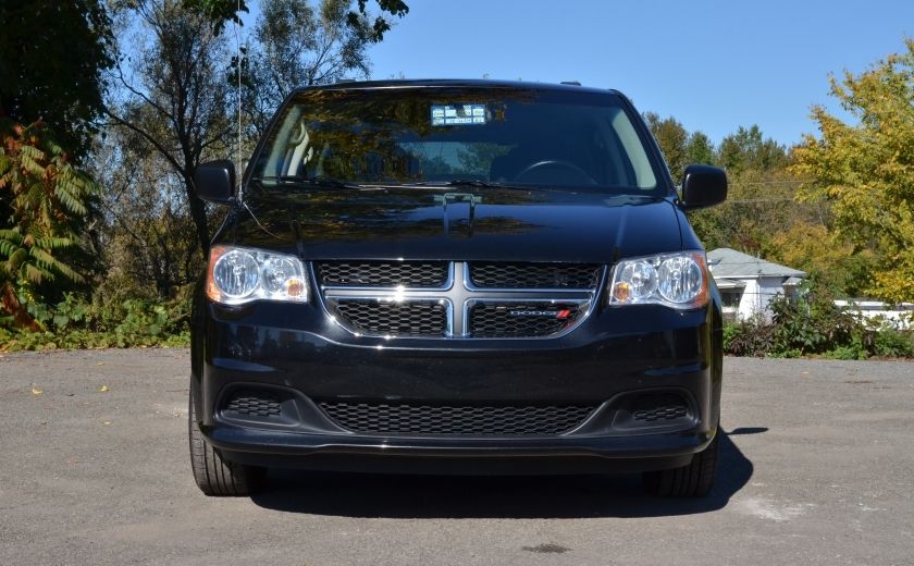 2014 Dodge GR Caravan SXT VITRES ELEC CRUISE A/C BIZONE #1