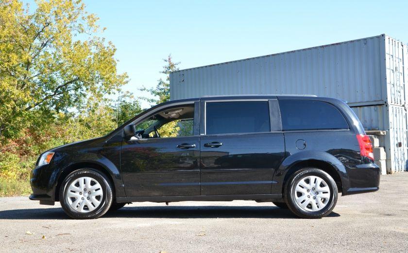 2014 Dodge GR Caravan SXT VITRES ELEC CRUISE A/C BIZONE #3