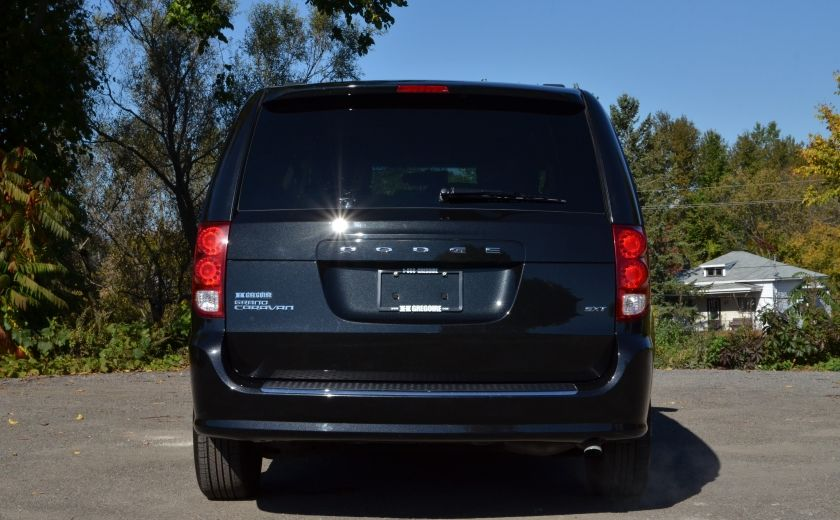 2014 Dodge GR Caravan SXT VITRES ELEC CRUISE A/C BIZONE #5