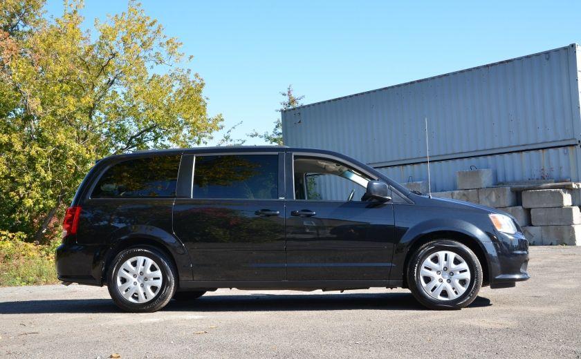 2014 Dodge GR Caravan SXT VITRES ELEC CRUISE A/C BIZONE #7