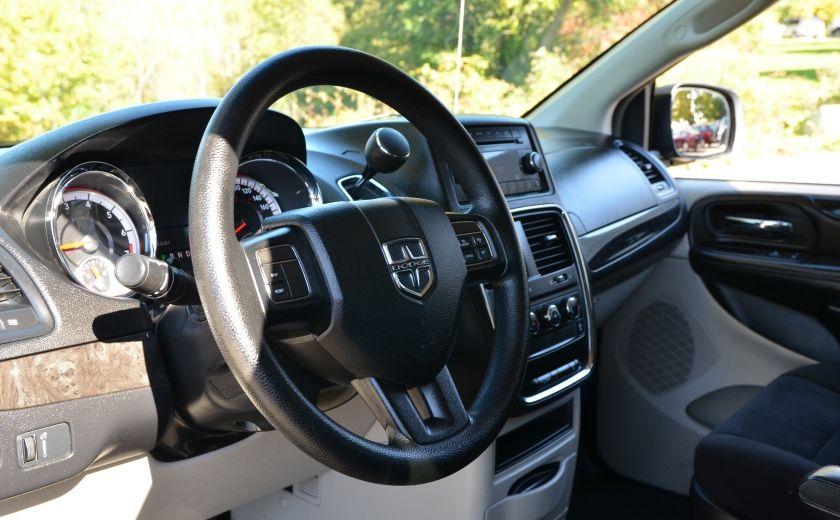 2014 Dodge GR Caravan SXT VITRES ELEC CRUISE A/C BIZONE #8