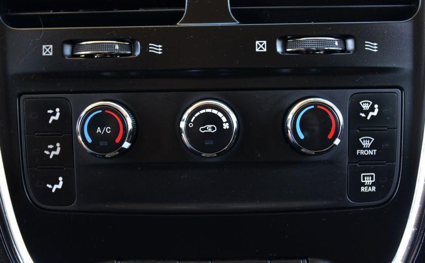 2014 Dodge GR Caravan SXT VITRES ELEC CRUISE A/C BIZONE #15