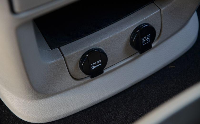 2014 Dodge GR Caravan SXT VITRES ELEC CRUISE A/C BIZONE #17