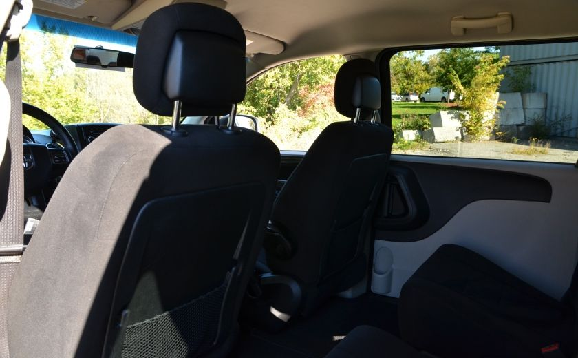 2014 Dodge GR Caravan SXT VITRES ELEC CRUISE A/C BIZONE #20