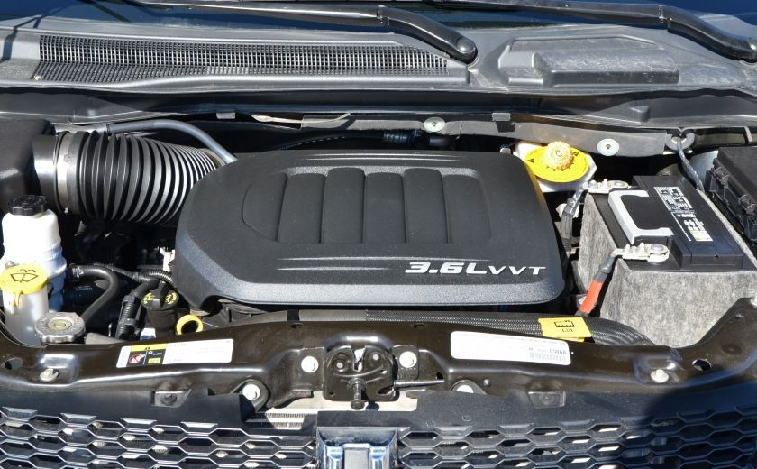 2014 Dodge GR Caravan SXT VITRES ELEC CRUISE A/C BIZONE #26