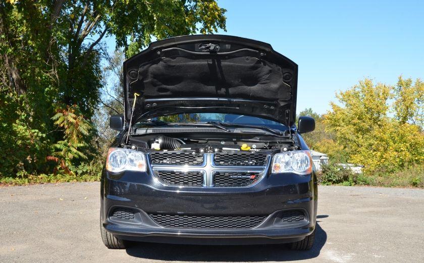 2014 Dodge GR Caravan SXT VITRES ELEC CRUISE A/C BIZONE #27