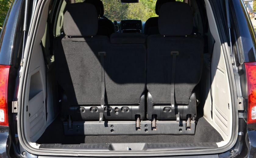 2014 Dodge GR Caravan SXT VITRES ELEC CRUISE A/C BIZONE #29