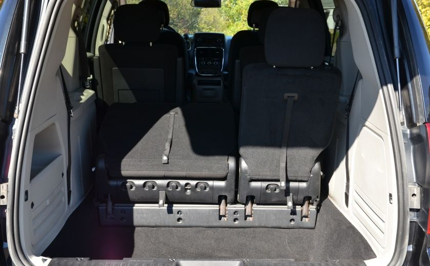 2014 Dodge GR Caravan SXT VITRES ELEC CRUISE A/C BIZONE #30