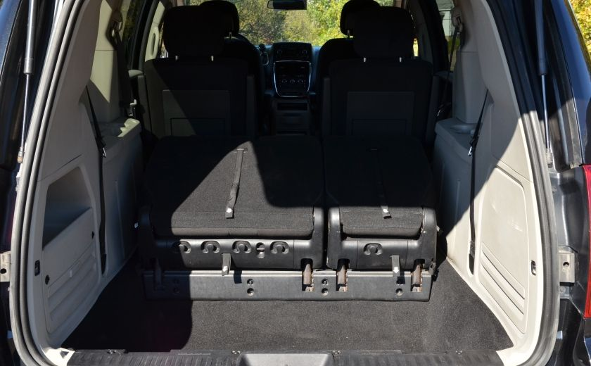2014 Dodge GR Caravan SXT VITRES ELEC CRUISE A/C BIZONE #31