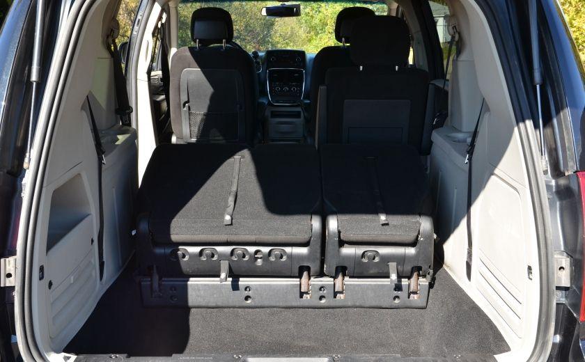 2014 Dodge GR Caravan SXT VITRES ELEC CRUISE A/C BIZONE #32