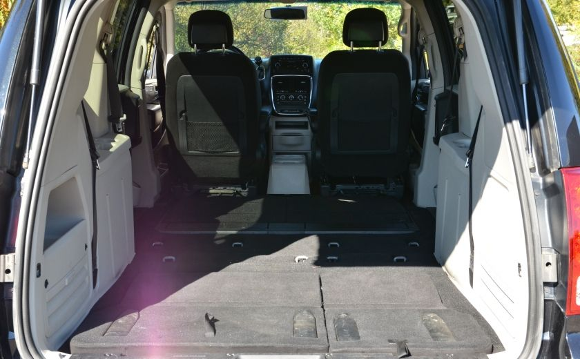 2014 Dodge GR Caravan SXT VITRES ELEC CRUISE A/C BIZONE #35