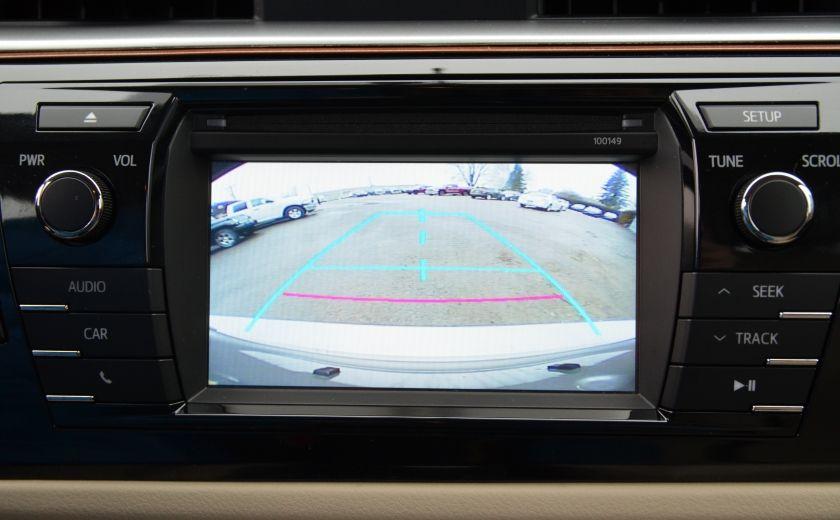 2014 Toyota Corolla LE A/C CRUISE CAM SIEGES AV CHAUFFANT BLUETOOTH #15