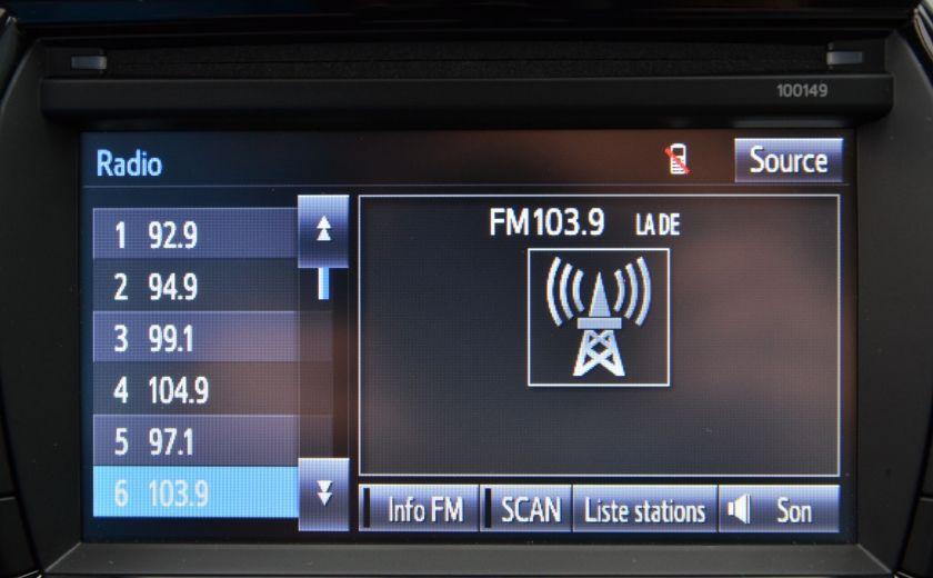 2014 Toyota Corolla LE A/C CRUISE CAM SIEGES AV CHAUFFANT BLUETOOTH #16