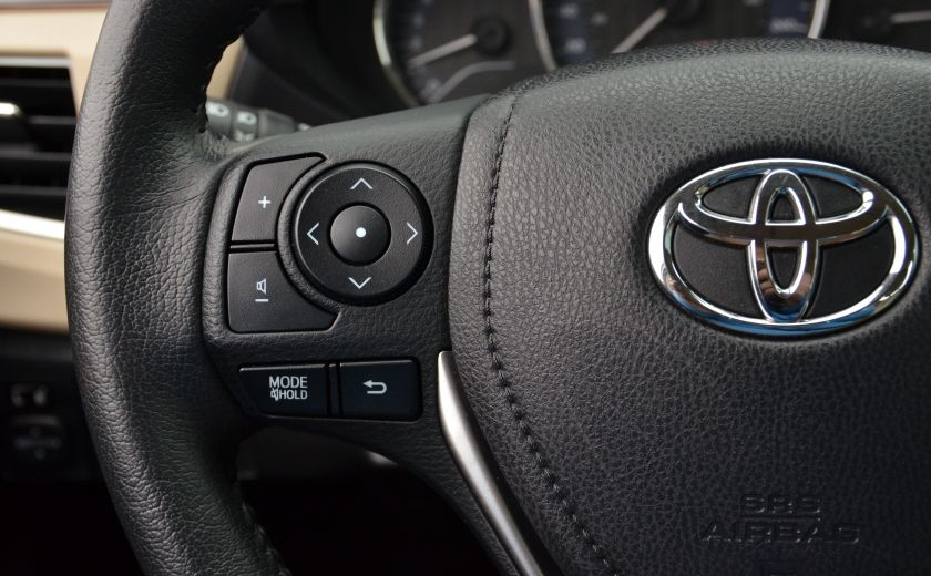 2014 Toyota Corolla LE A/C CRUISE CAM SIEGES AV CHAUFFANT BLUETOOTH #23