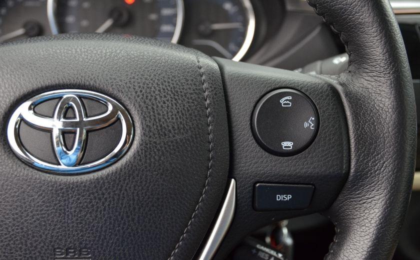 2014 Toyota Corolla LE A/C CRUISE CAM SIEGES AV CHAUFFANT BLUETOOTH #24