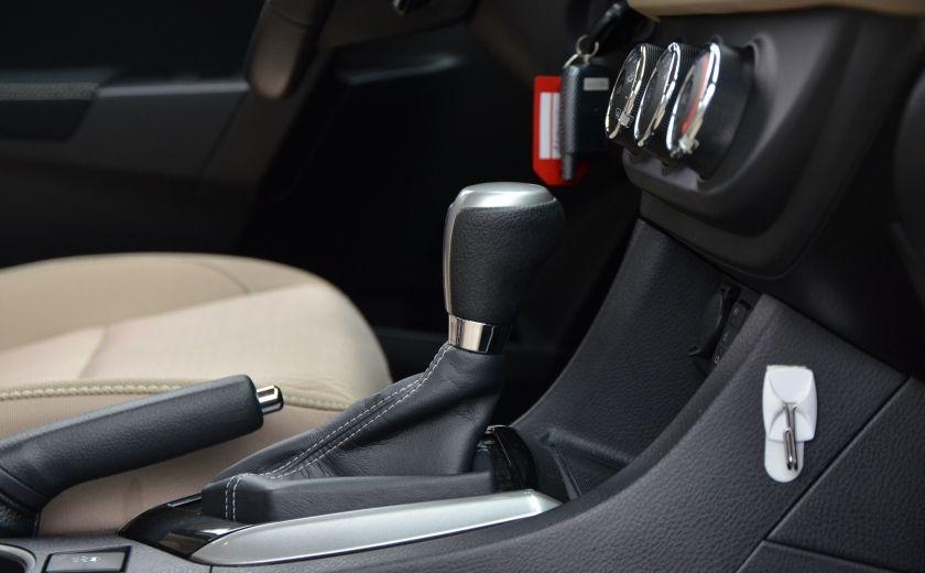 2014 Toyota Corolla LE A/C CRUISE CAM SIEGES AV CHAUFFANT BLUETOOTH #27