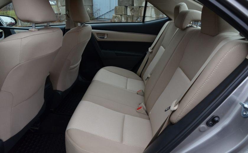 2014 Toyota Corolla LE A/C CRUISE CAM SIEGES AV CHAUFFANT BLUETOOTH #30
