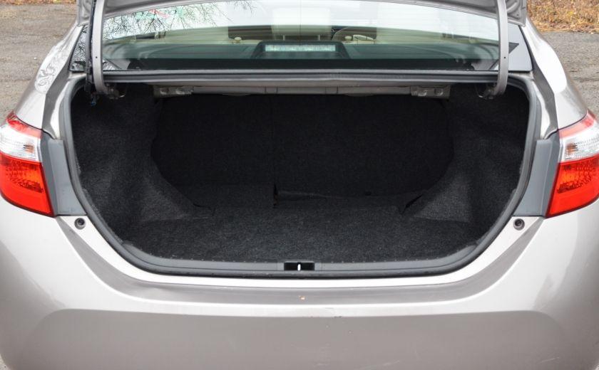 2014 Toyota Corolla LE A/C CRUISE CAM SIEGES AV CHAUFFANT BLUETOOTH #41