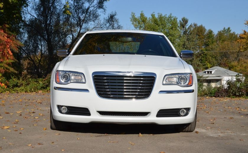 2013 Chrysler 300 300C CUIR TOIT PANO NAV A/C BIZONE CAM BLUETOOTH #1