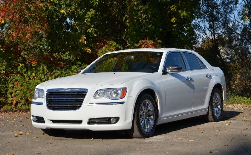 2013 Chrysler 300 300C CUIR TOIT PANO NAV A/C BIZONE CAM BLUETOOTH #2