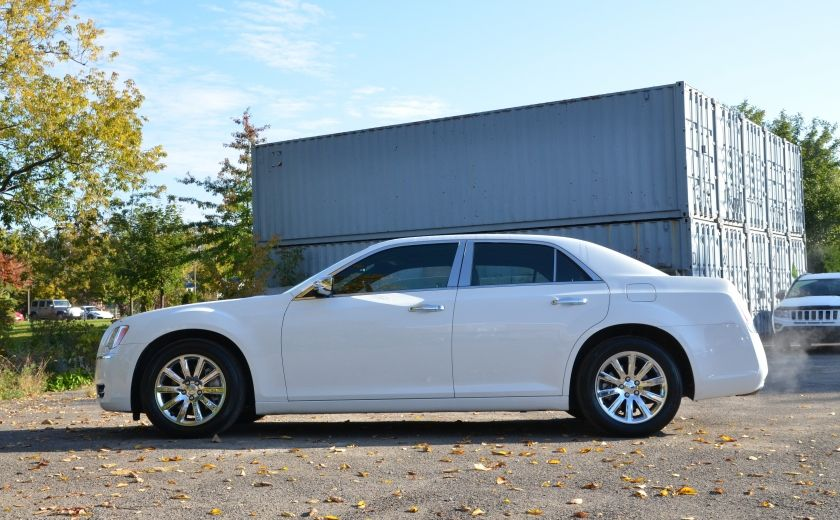 2013 Chrysler 300 300C CUIR TOIT PANO NAV A/C BIZONE CAM BLUETOOTH #3