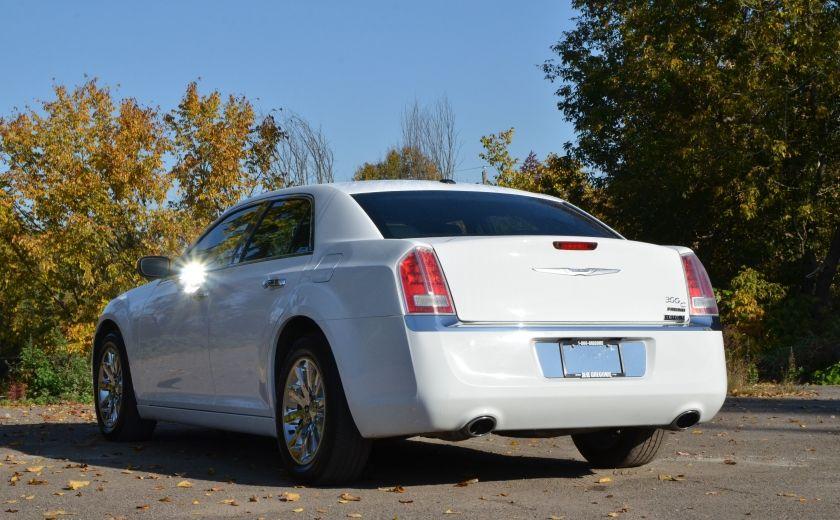 2013 Chrysler 300 300C CUIR TOIT PANO NAV A/C BIZONE CAM BLUETOOTH #4