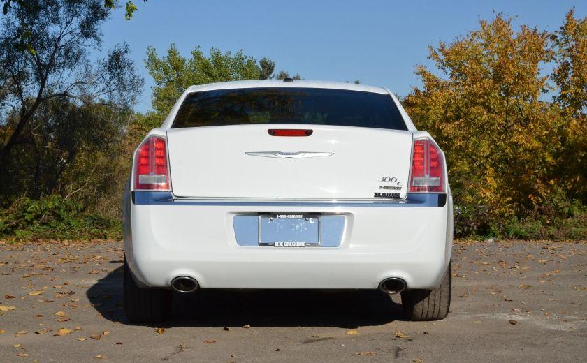 2013 Chrysler 300 300C CUIR TOIT PANO NAV A/C BIZONE CAM BLUETOOTH #5