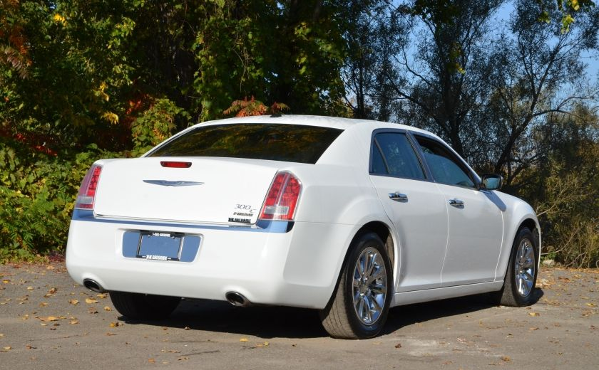 2013 Chrysler 300 300C CUIR TOIT PANO NAV A/C BIZONE CAM BLUETOOTH #6