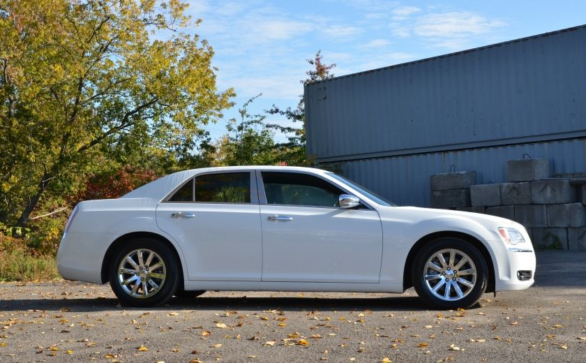 2013 Chrysler 300 300C CUIR TOIT PANO NAV A/C BIZONE CAM BLUETOOTH #7
