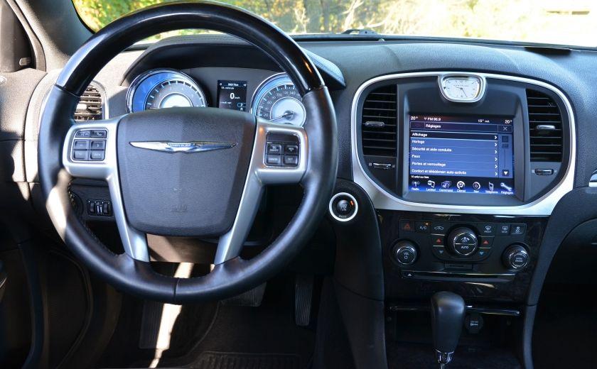 2013 Chrysler 300 300C CUIR TOIT PANO NAV A/C BIZONE CAM BLUETOOTH #13