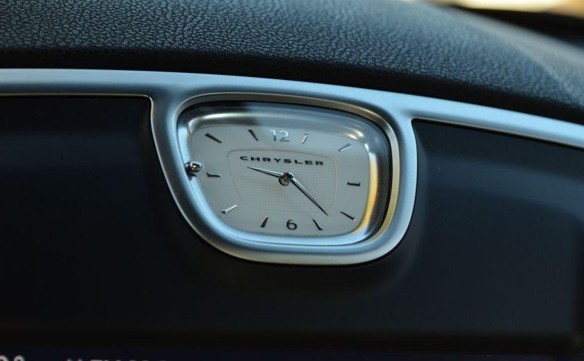 2013 Chrysler 300 300C CUIR TOIT PANO NAV A/C BIZONE CAM BLUETOOTH #23