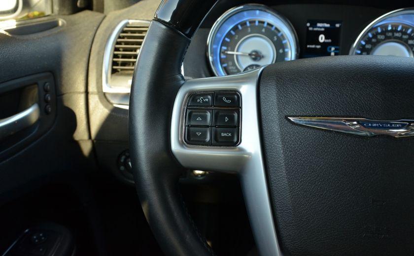 2013 Chrysler 300 300C CUIR TOIT PANO NAV A/C BIZONE CAM BLUETOOTH #25