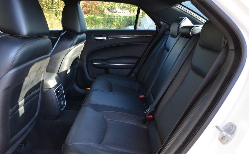 2013 Chrysler 300 300C CUIR TOIT PANO NAV A/C BIZONE CAM BLUETOOTH #35