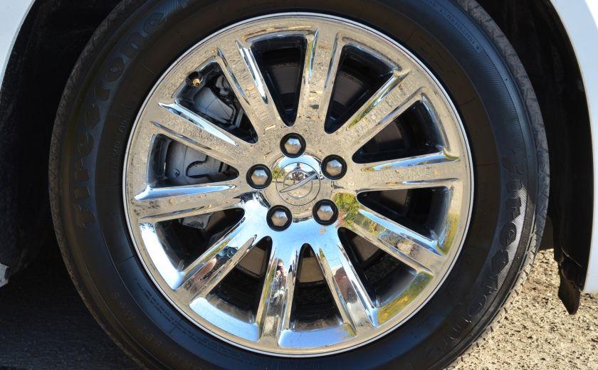2013 Chrysler 300 300C CUIR TOIT PANO NAV A/C BIZONE CAM BLUETOOTH #48