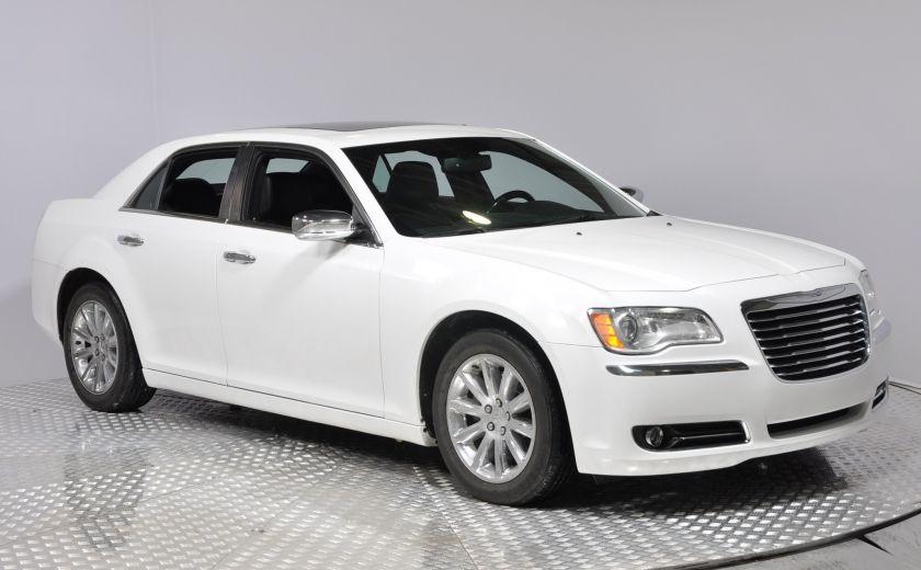 2013 Chrysler 300 300C CUIR TOIT PANO NAV A/C BIZONE CAM BLUETOOTH #0