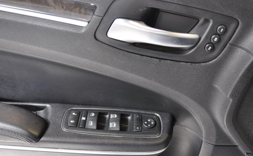 2013 Chrysler 300 300C CUIR TOIT PANO NAV A/C BIZONE CAM BLUETOOTH #10