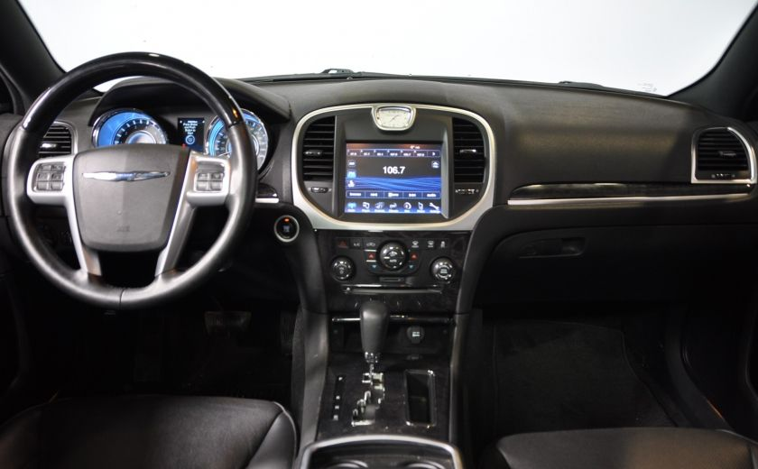 2013 Chrysler 300 300C CUIR TOIT PANO NAV A/C BIZONE CAM BLUETOOTH #12
