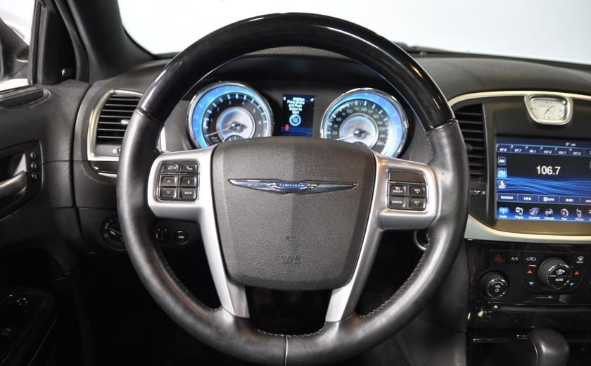 2013 Chrysler 300 300C CUIR TOIT PANO NAV A/C BIZONE CAM BLUETOOTH #14