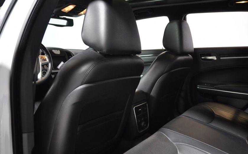 2013 Chrysler 300 300C CUIR TOIT PANO NAV A/C BIZONE CAM BLUETOOTH #28
