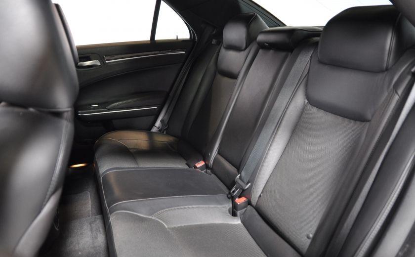 2013 Chrysler 300 300C CUIR TOIT PANO NAV A/C BIZONE CAM BLUETOOTH #29