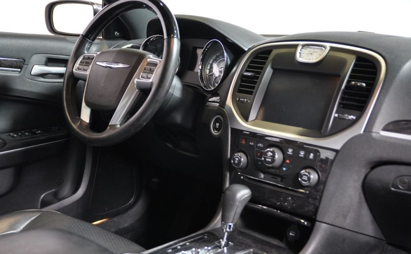 2013 Chrysler 300 300C CUIR TOIT PANO NAV A/C BIZONE CAM BLUETOOTH #33