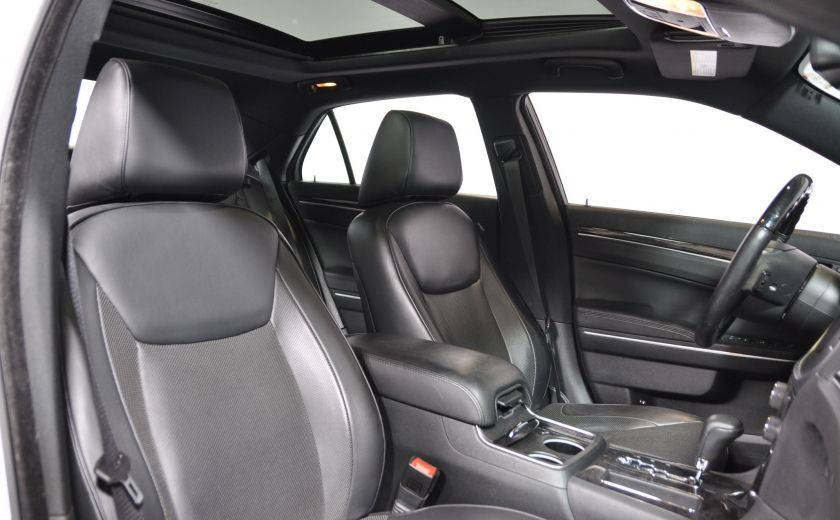 2013 Chrysler 300 300C CUIR TOIT PANO NAV A/C BIZONE CAM BLUETOOTH #34