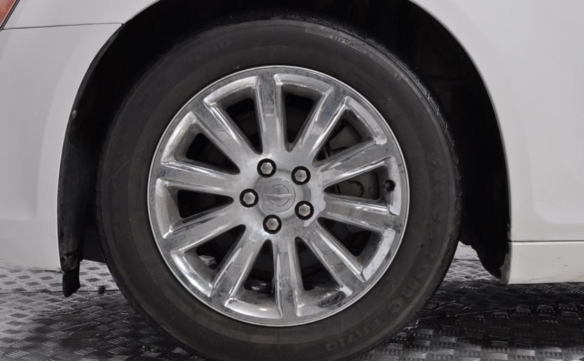 2013 Chrysler 300 300C CUIR TOIT PANO NAV A/C BIZONE CAM BLUETOOTH #42
