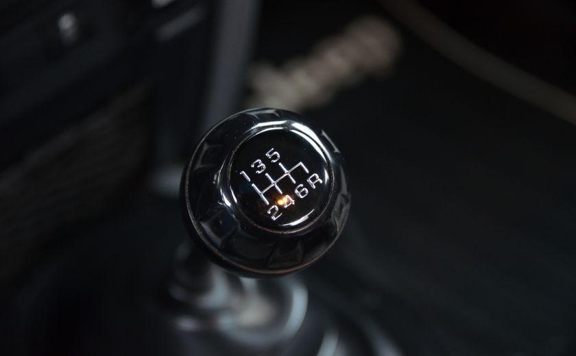 2010 Jeep Wrangler ÉDITION SPORT MAN TOIT MOU 4X4 #15