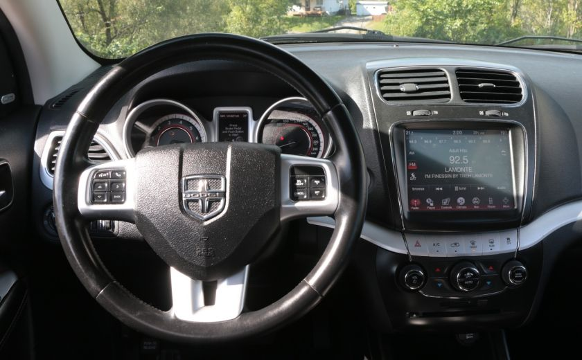 2011 Dodge Journey R/T 7 PASSAGERS(RARE) BLUETOOTH A/C BIZONE CAM CRU #85